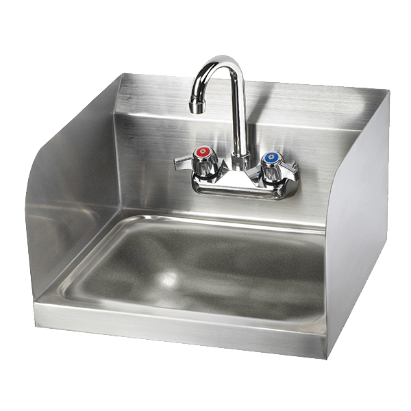 "Hand Sink, 17"" x 15-3/8"" x 