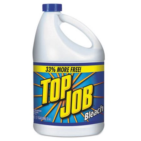 TOP JOB BLEACH, 6/1 GAL